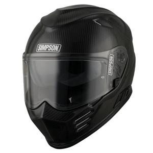 Simpson Venom Carbon Helmet