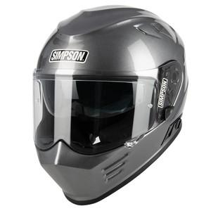 Simpson Venom Solid Full Face Helmet
