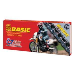 CZ Standard NS Motorcycle Motorbike Road Derive Chain Black 415 X 134