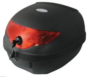 BIKETEK MOTORBIKE LUGGAGE TOP BOX 24L