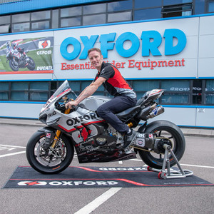 Oxford Racing Team Mat XL 240x103cm