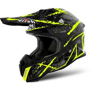 Airoh Mx Terminator Off Road Motocross Helmet