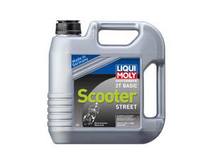 LIQUIMOLY OIL MOTORBIKE 2T BASIC SCOOTER (SAE30 ALT) 4L [1237]