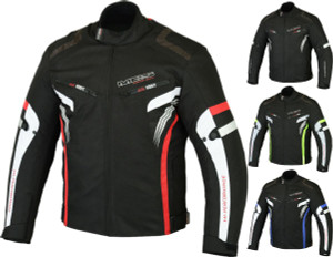 MBSmoto MJ22 Motorcycle Textile Riding Jacket