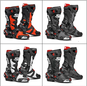 Sidi Rex Sports and Racing CE Approved Boots