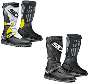 idi Trial Zero 2 Off Road Motocross Boot CE Approved