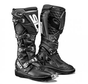 Sidi X-3 Enduro Black CE Approved Off Road Motocross Boot