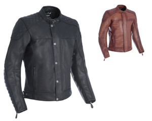 Oxford Hampton Leather Jacket