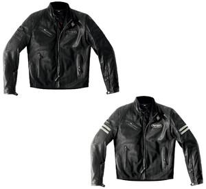 Spidi Ace Biker Leather Jacket