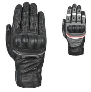Oxford Hawker Leather Gloves