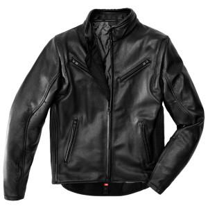 Spidi Premium CE Leather Jacket Black