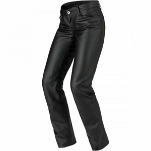 SPIDI Magic Trouser Black Ladies Leather Pants