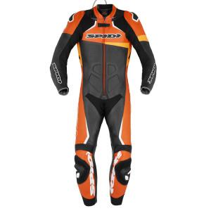 Spidi Race Warrior Perforated CE Leather Pro 1 Piece Suit