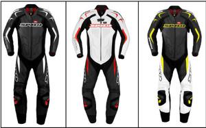 Spidi Super Sport Wind Pro 1 Piece Leather Racing Suit