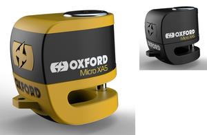 Oxford Micro XA5 Alarm Disc Lock
