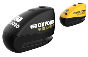 Oxford Screamer XA7 Alarm Disc Lock
