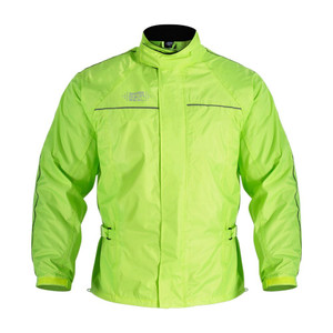 Rainseal Fully Lined Lightweight Over Jacket - Fluo
