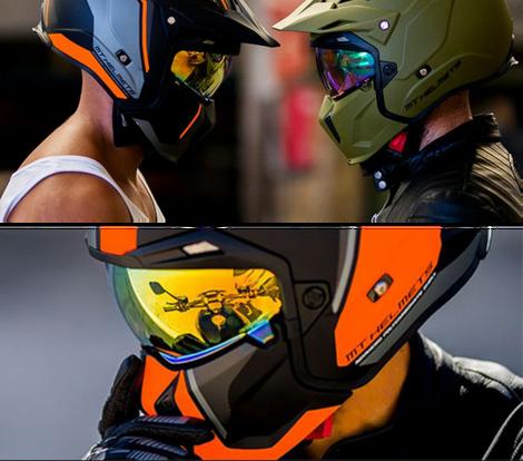 MT Helmets - Streetfighter - Now in stock