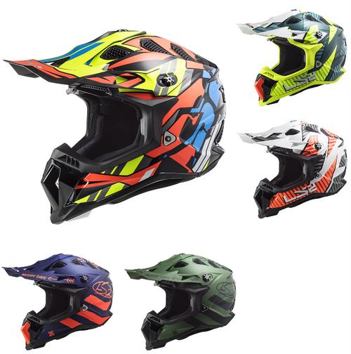 Ls2 MX700 Subverter Evo Off Road Helmet