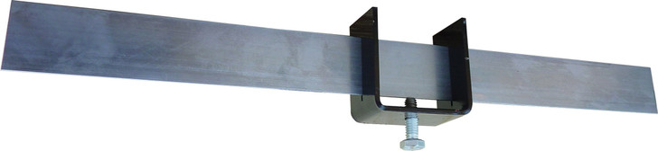 Blade alignment tool for leveling bandsaw blades on a portable sawmill