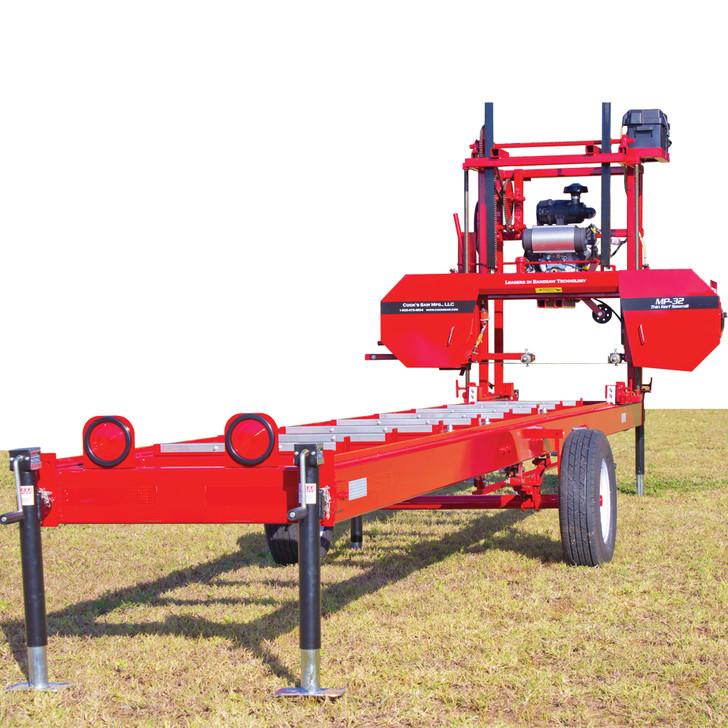 MP-32 Portable Sawmill