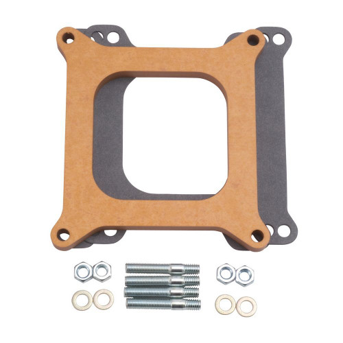 Carburetor Spacer - 1/2 Thick - Wood
