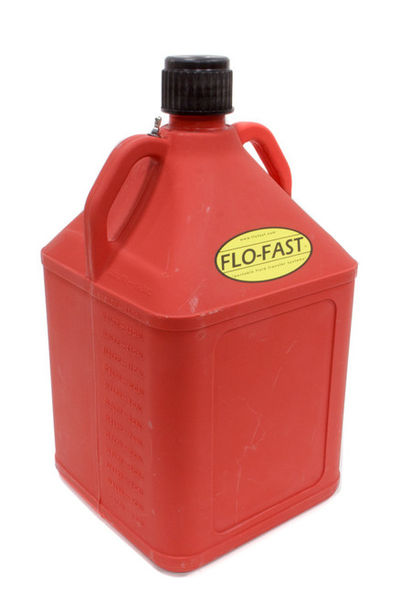 Red Utility Jug 15gal