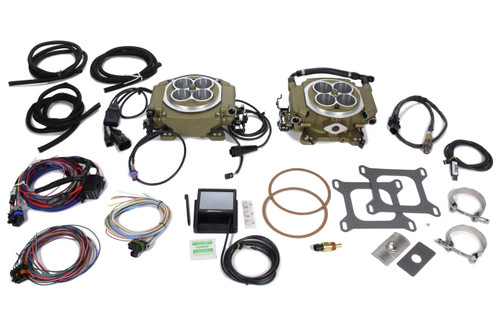 Super Sniper 4150 2x4 EFI Kit - Gold