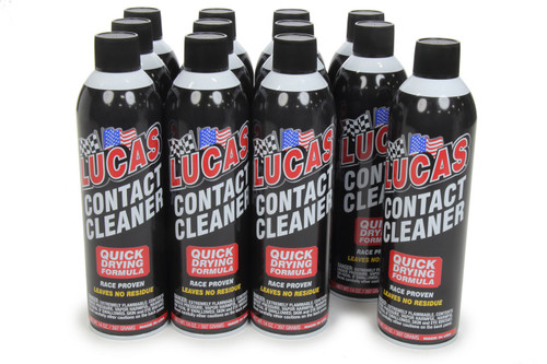 Contact Cleaner Aerosol Case 12x14 Ounce Cans