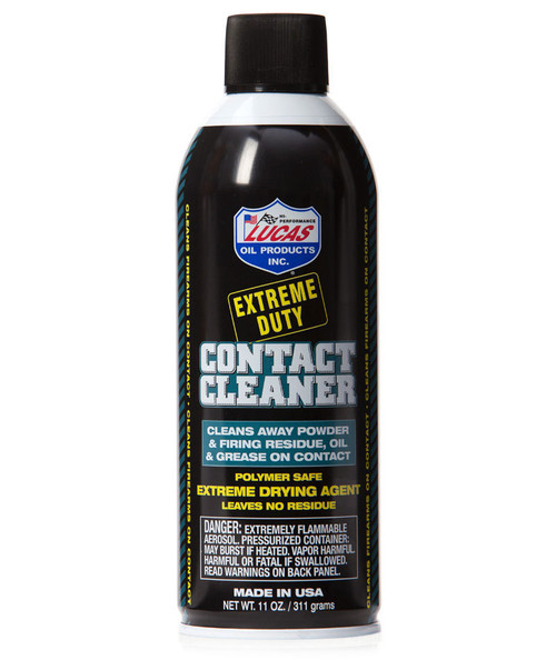 Extreme Duty Contact Cleaner 11 Ounce
