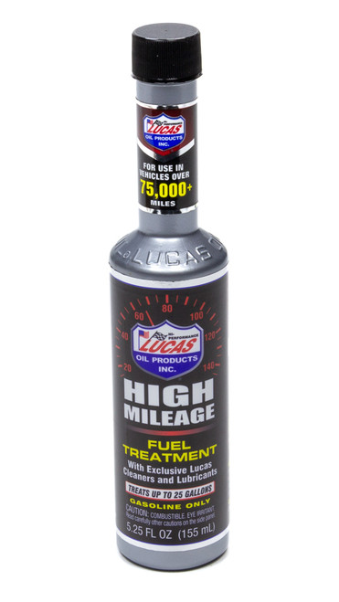 High Mileage Fuel Treat ment 5.25 Oz.