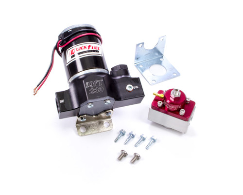 Electric Fuel Pump - QFT 230