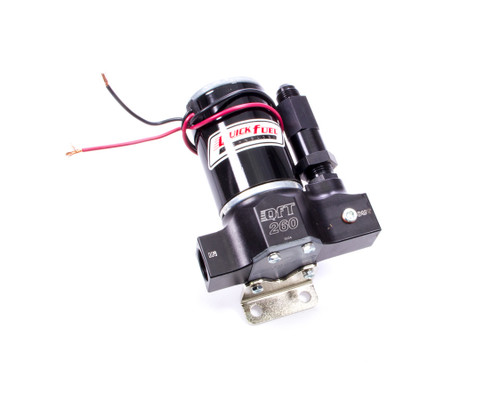 Electric Fuel Pump - QFT 260 w/Bypass
