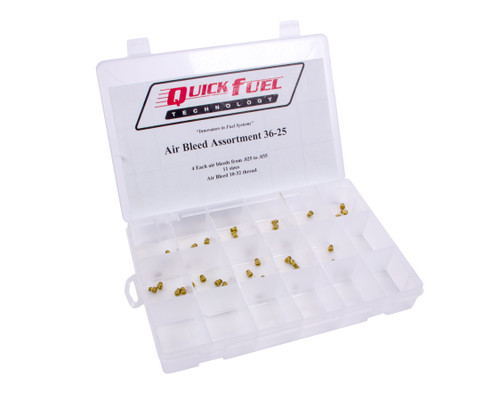 Air Bleed Assortment Kit .025  - .035