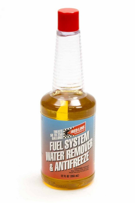 Fuel System Anti-Freeze & Water Remover- 12oz