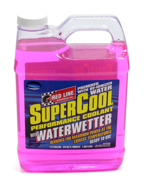 Supercool Performance Coolant 1/2 Gallon