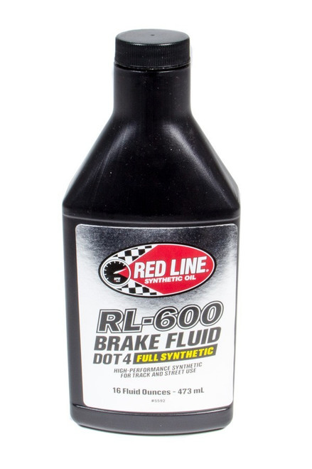RL-600 Brake Fluid 16oz