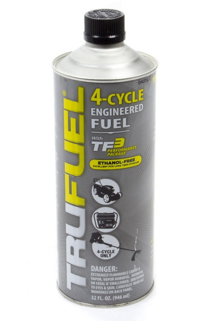 Trufuel 4 Cycle 32oz Can