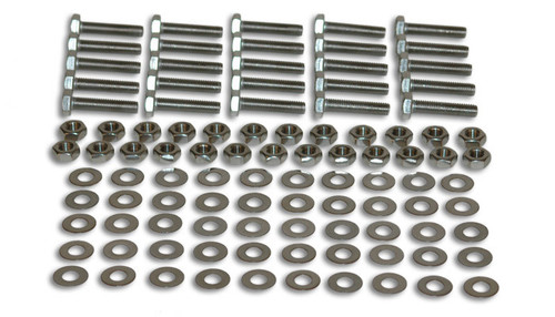 M10 Fasteners Bulk Pack 25 x 10mm Nuts 50 Washer