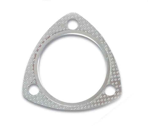 3-Bolt High Temperature Exhaust Gasket 2.25In