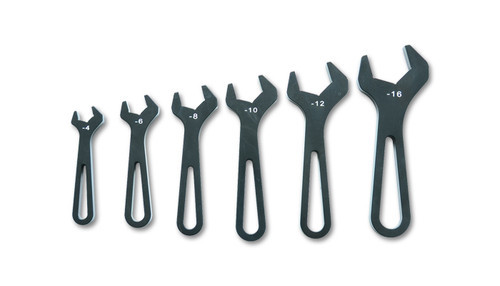 AN Wrenches Set O Six -4 AN to -16 AN