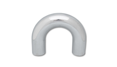 1.5in O.D. Aluminum U-Bend - Polished