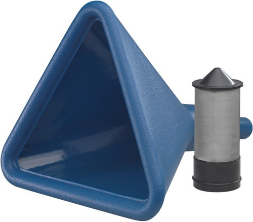 Large Funnel w/ Filter Triangle
