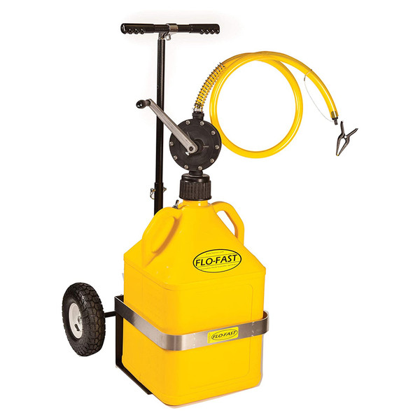 15 Gal Pro Model Pump System Yellow