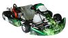 VLR Emerald Adult Kart Chassis (No Engine or Kit)