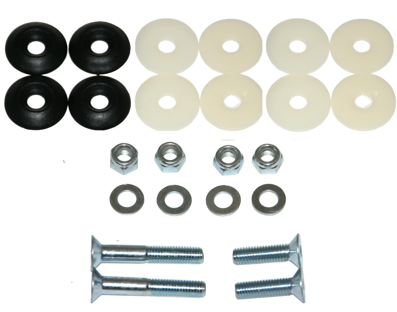 P/N STZ0155: Seat Mounting Kit, Upgraded