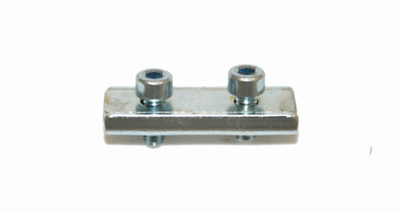 P/N CBL9007: Throttle Cable Stop, Double Plate