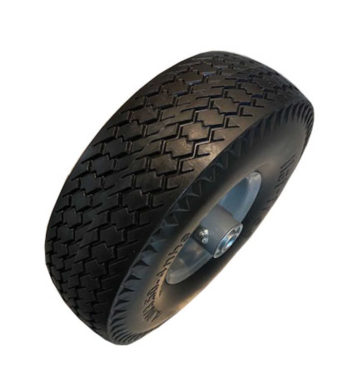 """P/N KTS9010: Replacement Kart Stand Tire/Wheel, 10"""", FLAT FREE"""