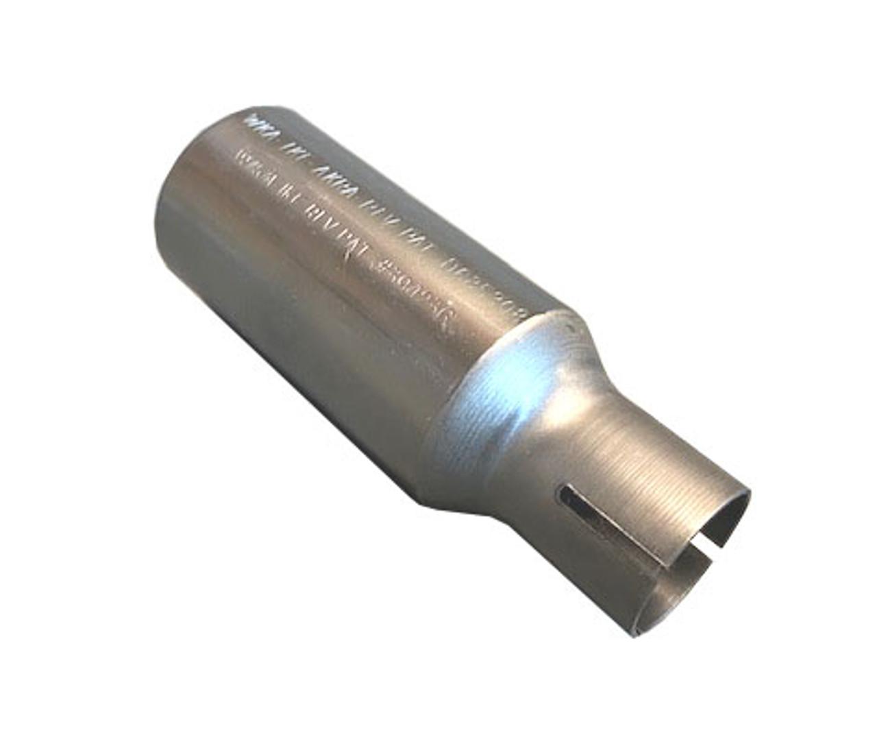 """P/N EXF4115: MINI91 1"""" Exhaust Silencer, """"Slip On"""""""