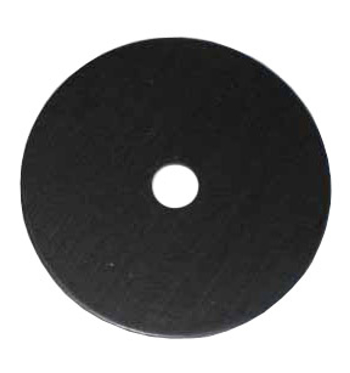 P/N STZ0125: Aluminum Flat Seat Washer, Black